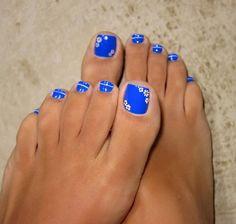 Blue spring