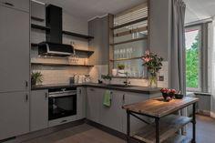 Industrial Residence in Stockholm