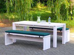 Holz Gartenmobel Set ~ Gartenmbel set mit bank alu ambiznes im ganzen gartenmöbel set