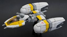 Whether it's Ralph McQuarrie's original vision or more recent efforts, Star Wars is famous for its sweet vehicle designs. Yet over the past month, talented LEGO builders have been messing with the iconic Snowspeeders and X-Wings, redesigning them to either look more contemporary, or just look cooler.