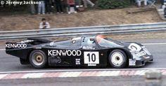 Jo Gartner / Sarel van der Merwe / Kunimitsu Takahashi - Porsche 962C - Porsche Kremer Racing - LIV Grand Prix d'Endurance les 24 Heures du Mans - 1986 FIA World Sports-Prototype Championship, round 3 - © Jeremy Jackson