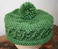 Knitting Pattern For Pillbox Hat : 1000+ images about Knitting Baby Accessory Patterns on Pinterest Drops desi...