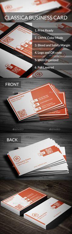 Classica Business Card