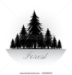 stock-vector-black-tree-silhouette-isolated-on-white-background-vector-silhouette-of-pine-tree-451000231.jpg (450×470)