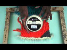 Prima Fiber Arts Loom Kits: Techniques Part 1 - YouTube