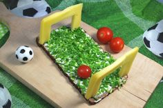 Fußball-Brot