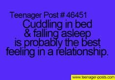 HAAAAH. I love it. My girlfriend and I end up doing that all the time~~  Jordyn, I hope you're reading this XD