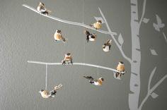 Project Nursery - Nursery Bird Mobile - Project Nursery