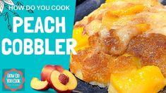 Southern Recipes, Southern Food, Easy Pineapple Cake, Baking Recipes, Dessert Recipes, 3 Ingredient Desserts, Peach Cobblers, Apple Crisp Easy, Canned Peaches
