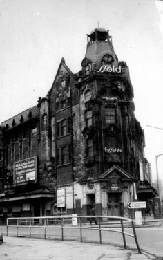 The Essoldo cinema, Gateshead, I remember going to see Pinnochio here in the early 50's