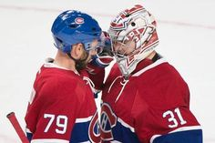 Carey Price makes 27 saves, Canadiens beat Coyotes Coyote S, Arizona Coyotes, Hockey Games, Montreal Canadiens, Espn, Nhl, Football Helmets, Celebrities, Celebrity