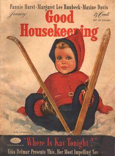 Good Housekeeping Magazine, January 1942
