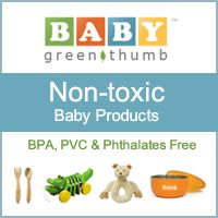 Non-toxic baby products. List of stores that sell non toxic baby products like toys and clothes.