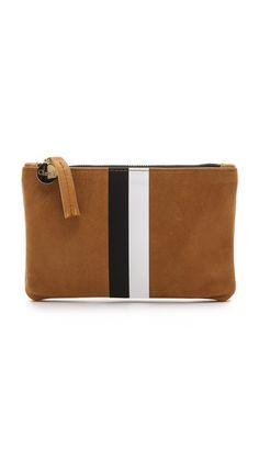 wallet clutch / clare v.