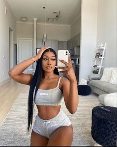 Cute Swag Outfits, Girl Outfits, Fashion Outfits, Pretty Black, Beautiful Black Women, Black Girl Magic, Black Girls, Black Girl Aesthetic, Looks Chic