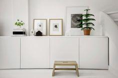 Composiciones para decorar un aparador | Decorar tu casa es facilisimo.com