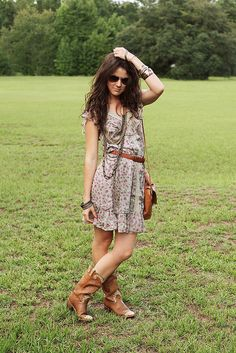 Everything but the boots. Not a big cowboy boot kinda girl.