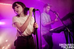 Chvrches - by Minh Le