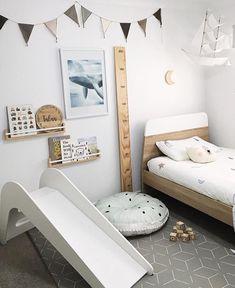 Gender Neutral Nautical Children's Bedroom