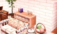 """manndycandy: """" Updated the home of Felicity & Punch 💕 """" Animal Crossing 3ds, Ac New Leaf, Happy Home Designer, Childhood, Design Inspiration, Houses, Pinterest Board, Exterior Design, Punch"""