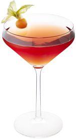Recette à base de vodka du cocktail Cosmo veuve noire. Informations sur la préparation de la boisson, l'alcool, les ustensiles et les ingrédients nécessaires.
