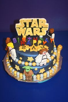 Cake ideas for Eric's 7th birthday!