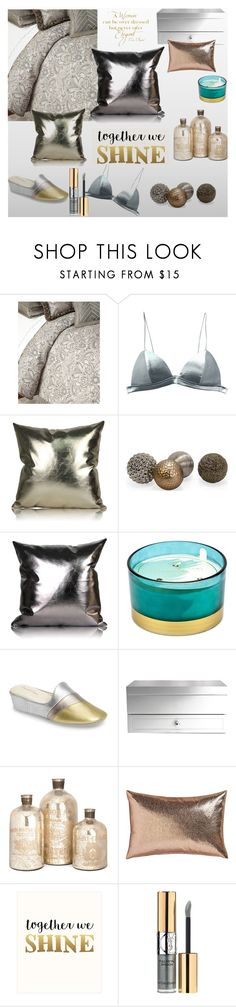 """Together We Are Shine"" by sherryphoenix ❤ liked on Polyvore featuring interior, interiors, interior design, home, home decor, interior decorating, Sweet Dreams, Home Decorators Collection, D.L. & Co. and Daniel Green"