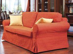 Poťah na sedačku IKEA z kolekcie Living. #potah#ikea#sedacka#obyvacka#vankuse Love Seat, Ikea, Couch, Furniture, Home Decor, Settee, Decoration Home, Ikea Co, Sofa