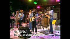 LITTLE FEAT - LIVE '75 - Fat Man In The Bathtub + Rock and Roll Doctor i... http://youtu.be/S1AWV3F8muI