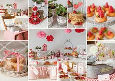 Strawberry candy bar