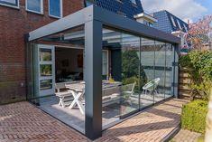 Garden Room Extensions, House Extensions, Pergola Patio, Gazebo, Backyard, Patio Design, House Design, Outdoor Rooms, Outdoor Decor