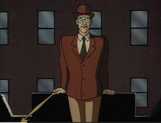 Batman - Personagem - Clock King
