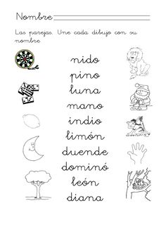 Proyecto HABLA-M: Consonante N Catalan Language, 2 Kind, I School, School Ideas, Learning, Montessori, Kids Writing, Writing Exercises, Preschool Alphabet Activities