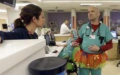 Tutu Tuesday brings smiles to Florida children's hospital | News-JournalOnline.com