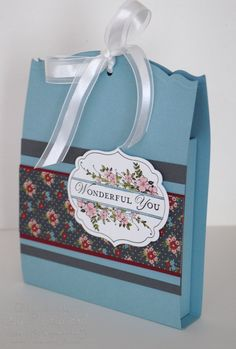 Jill's Card Creations: Edgelit Cards & Tote: Free Tutorial