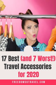 All the must-have travel gadgets and travel accessories you need for long flights including the best cool tech that all men and women need! Great for road trips, international travel and even camping! Travel Gifts, Travel Deals, Golf Travel, Travel Items, Vacation Deals, Travel Products, Cruise Vacation, Vacation Destinations, Packing Tips For Travel