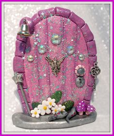 Check out this item in my Etsy shop https://www.etsy.com/listing/230229006/fd452-fairy-door-herculite