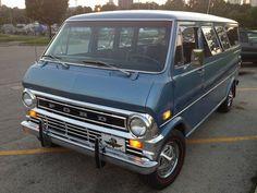 1974 ford econoline van images | 1974 Ford E-200 Econoline Club Wagon Chateau 123 WB passenger van 90K ...