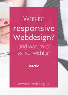 Was ist responsive Webdesign | miss-webdesign.at