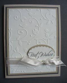 Pinterest Handmade Card Gallery | Graduations & Weddings