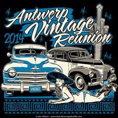 Best Cool TShirt Design Images On Pinterest In - Car show t shirt design ideas