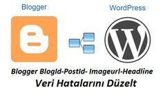 Paylaş <!-- wpa2a.script_load(); //--> Blogger, Blogspot Subdomain web siteniziYapılandırılmış Veri Test Aracıile kontrol ettiğinizde Blog Id, Post Id, Image url, Headline, veri hatalar…