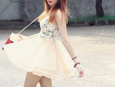 #Floaty #Pastel #Floral #Nitrofashion