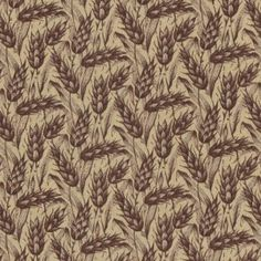 Generals' Wives, Wheat in Brown