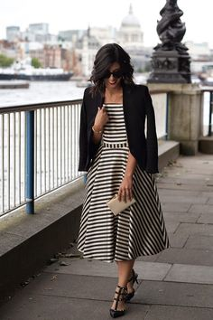 dressed up stripes.......