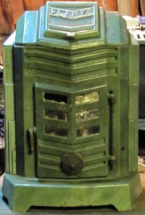 Flamys French stove {1930's}