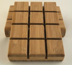 Bamboo Soap Dish Grid  Handmade by FlatlandersSoapCo on Etsy, $6.00