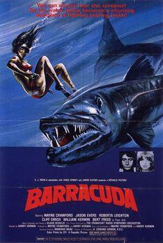 70's 80's Films: Barracuda (1978)