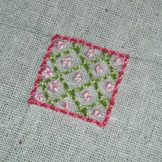 Square 2 Stitch A Long | Flickr - Photo Sharing!