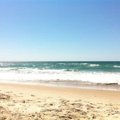 Can't wait to go here in April! Emerald Isle, NC! Straight out of a Nicholas Sparks Novel <3